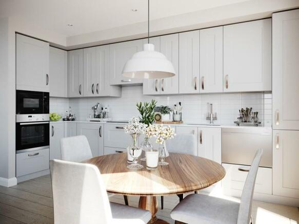 Kitchen Villa I