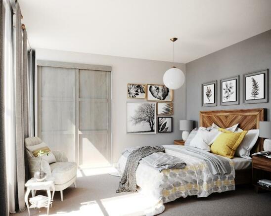 Bedroom Villa I