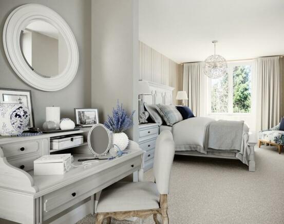 Bedroom Villa II