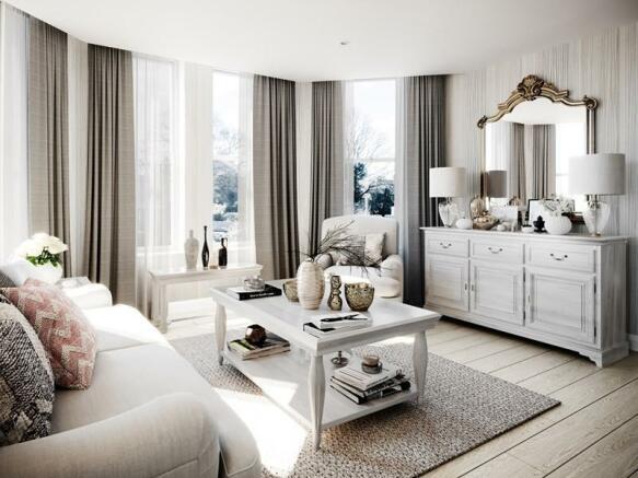 Living Room Villa I