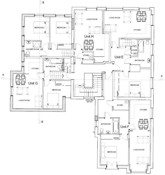 Floor Plan - First Floor (Potential)