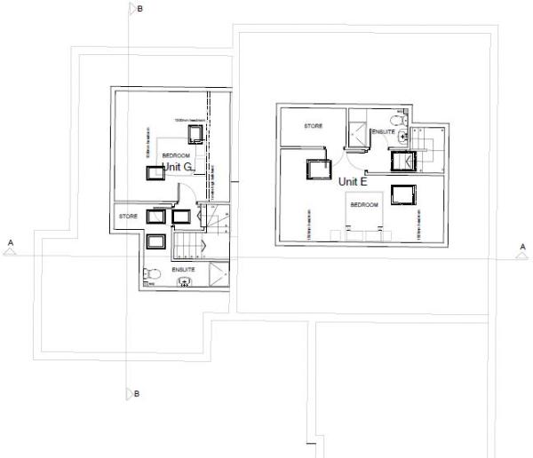 Floor Plan - Second Floor (Potential)