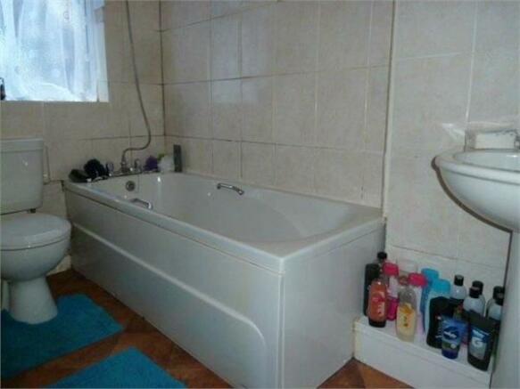 Flat Two Bathroom