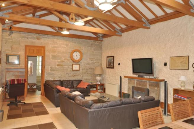 Coach House Living Room