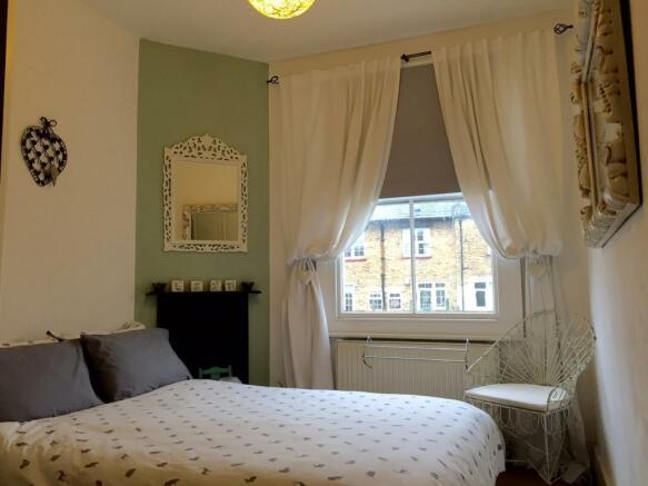 Second Bedroom - Double