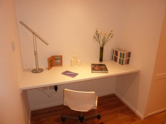 Hallway/Desk