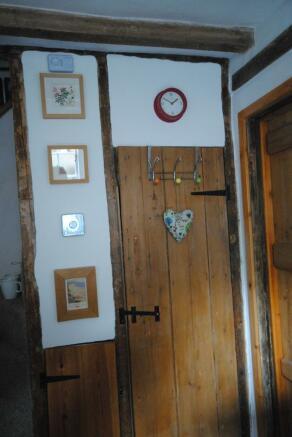 wooden doors throughout