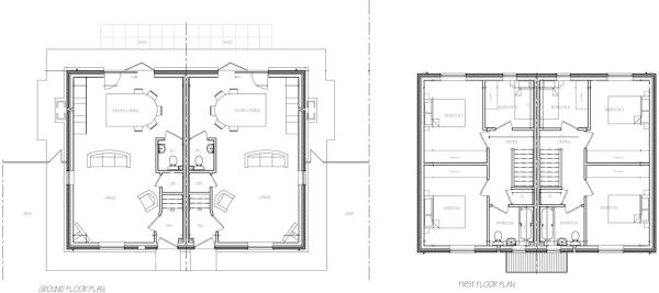 Floorplans 1-4