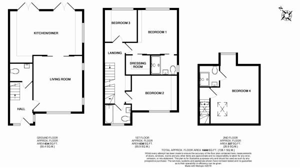 LAMBOURNE FLOORPLAN