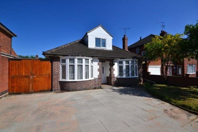Prime 3 Bedroom Detached House To Rent In Romway Avenue Evington Beutiful Home Inspiration Truamahrainfo