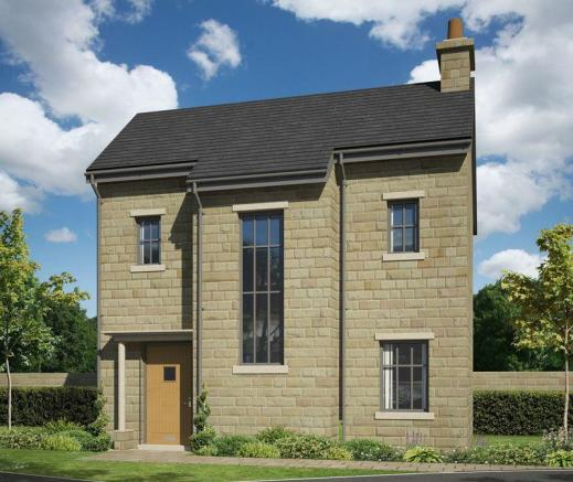 4 Bedroom Detached House For Sale 44266911: 4 Bedroom Detached House For Sale In 15 Glossop Brook View