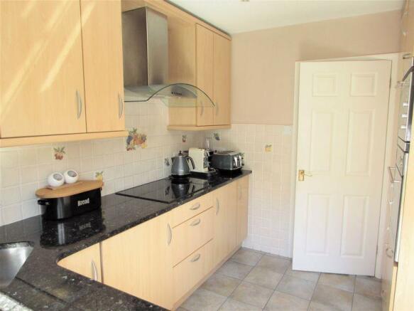 Kitchen rear