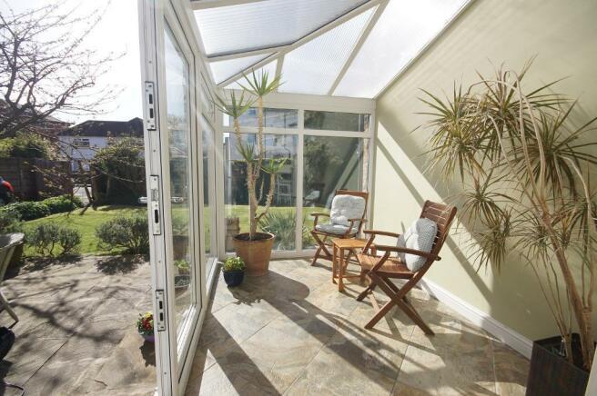 Conservatory & Garden