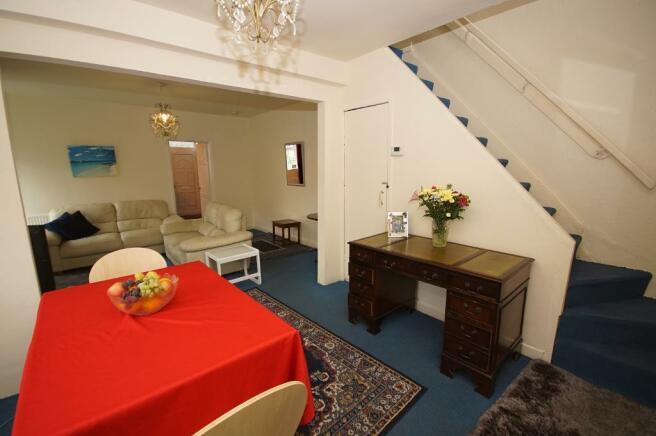 Dining Room & Reception