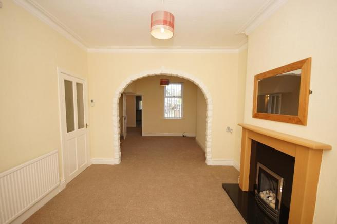 Front & Rear Reception Rooms