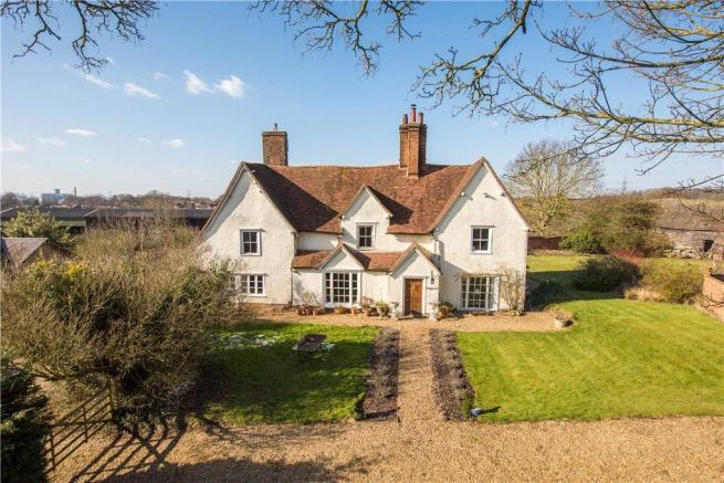 4 Bedroom Detached House For Sale In Rectory Lane Old