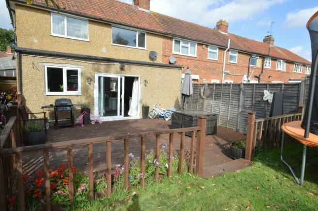 Rear Garden Ext Photo 2