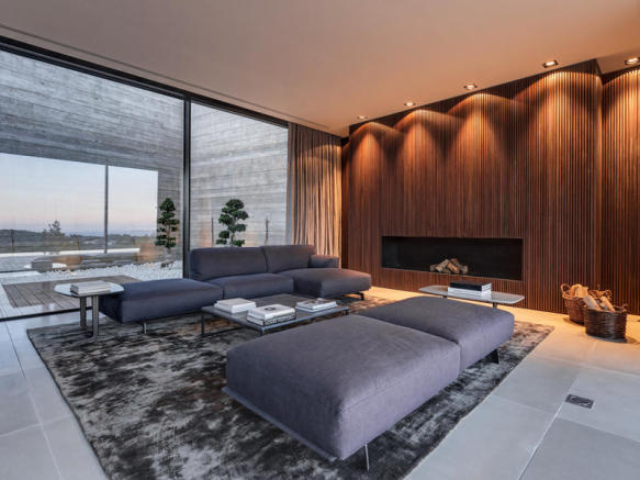Contemporary villa with spa and sea view in Son Vida - Palma de Majorca