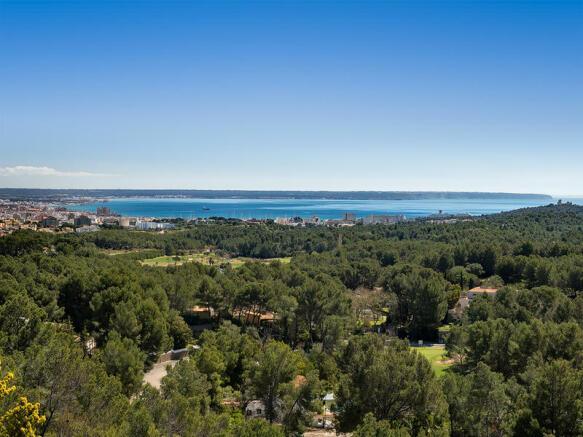 Exclusive villa with astonishing sea views in Son Vida - Palma de Majorca
