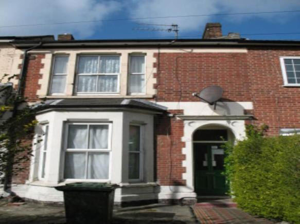 Studio flat to rent in 125 Northam Road, Northam