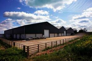Photo of Modern Agricultural Buildings at Boundary Farm, Flecknoe, Daventry, Warwickshire, CV23