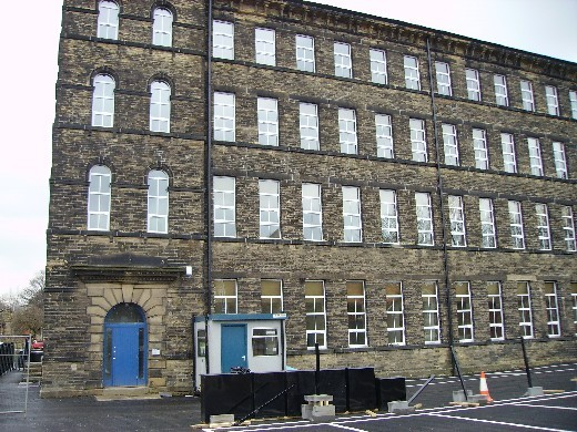 2 bedroom apartment to rent 84 Waterfield Mills,Balme Road,Cleckheaton,BD19