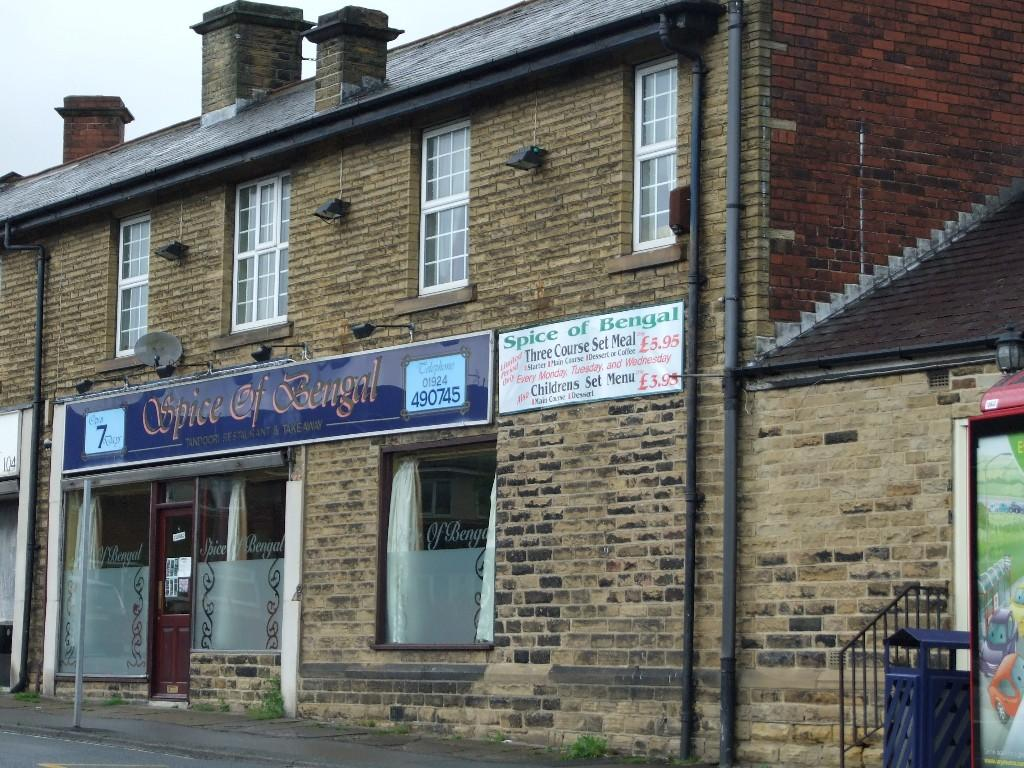 1 bedroom apartment to rent 100a Greenside Road,Mirfield,WF14