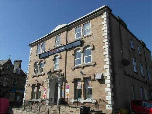 Studio apartment to rent Flat 12, 130 Huddersfield Road, Mirfield, WF14 8AT