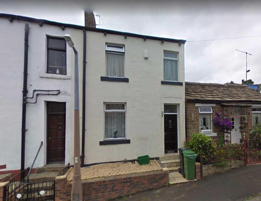 2 bedroom terraced house to rent 13 Northorpe Lane, Mirfield, WF14 0QJ