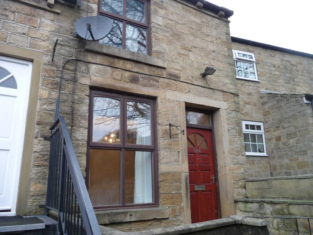 2 bedroom terraced house to rent 336 Huddersfield Road, Mirfield, WF14 9DQ