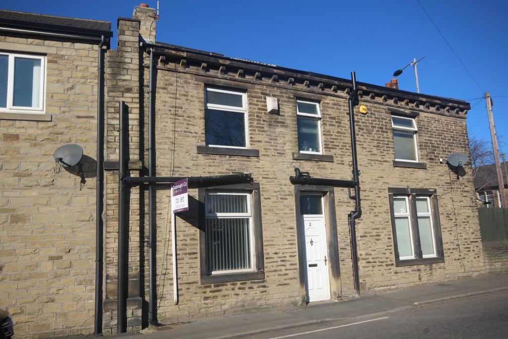 2 bedroom terraced house to rent 569 Huddersfield Road, Wyke , Bd12 8hn