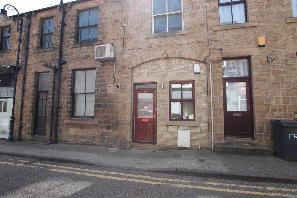 1 bedroom apartment to rent 6a Town Hall Street, Mirfield, WF14 8DH