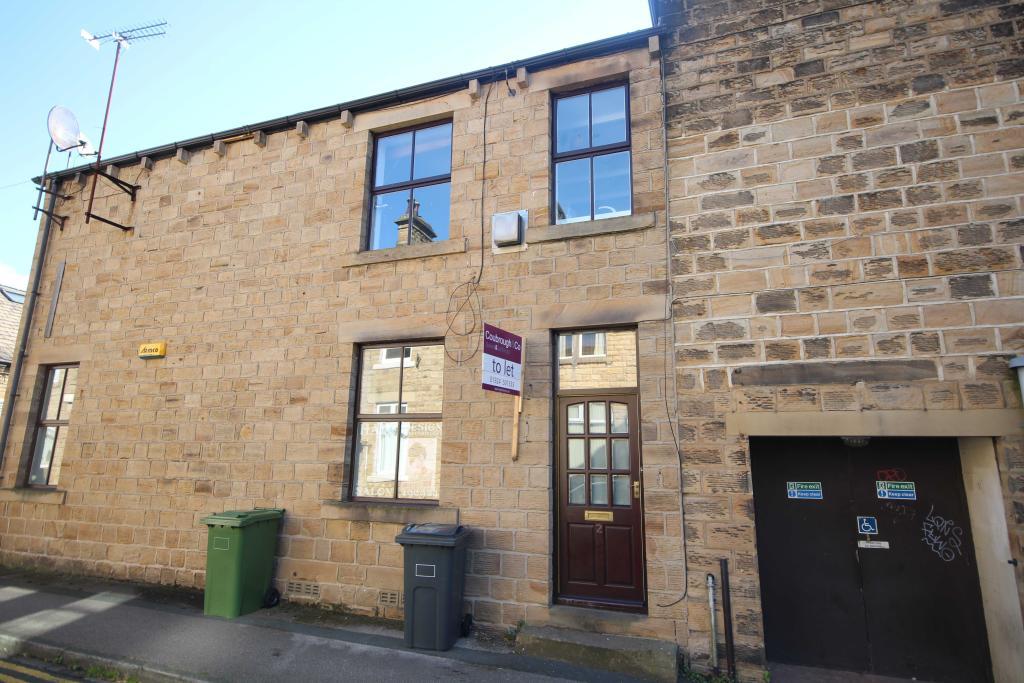 1 bedroom flat to rent 2B Fenton Street, Mirfield, WF14 8DF