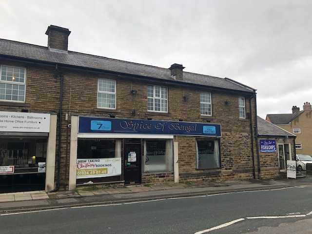 1 bedroom flat to rent 100A Greenside Road, Mirfield, WF14 0AT