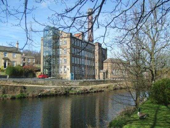 1 bedroom apartment to rent 6 Fearnleys Mill, Fearnley Mill Drive, Colne Bridge, Huddersfield, HD5 0RD