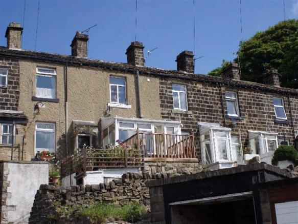 Yorkshire Terrace: 2 Bedroom Terraced House To Rent In Exley Head View