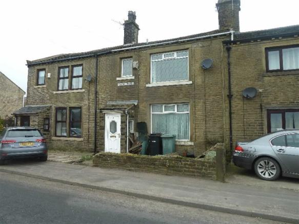 Yorkshire Terrace: 2 Bedroom Terraced House For Sale In Croft Row, Bradford