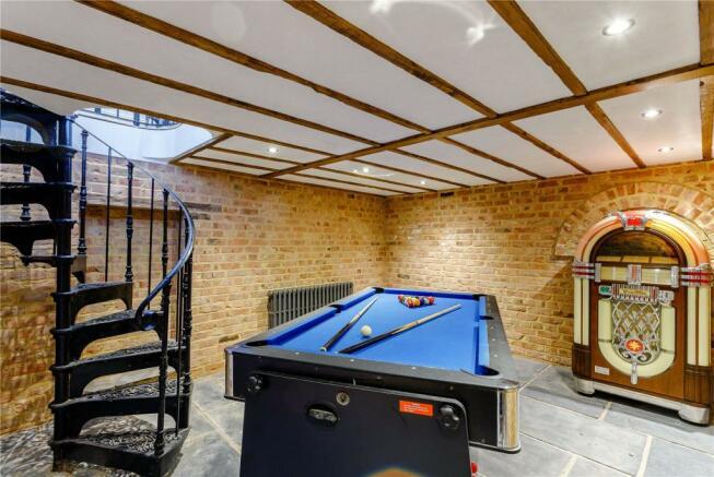 Cellar Gamesroom