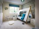 Superb third bedroom