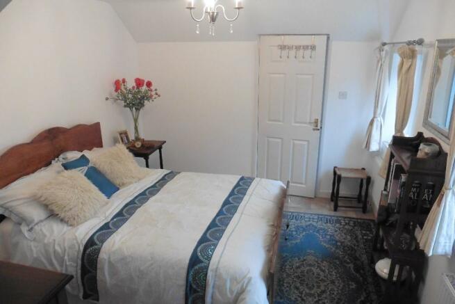 Annexe: Bedroom