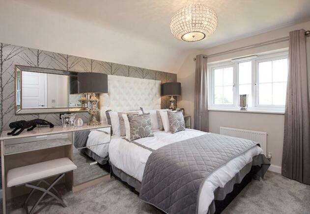 Harborough bed 2