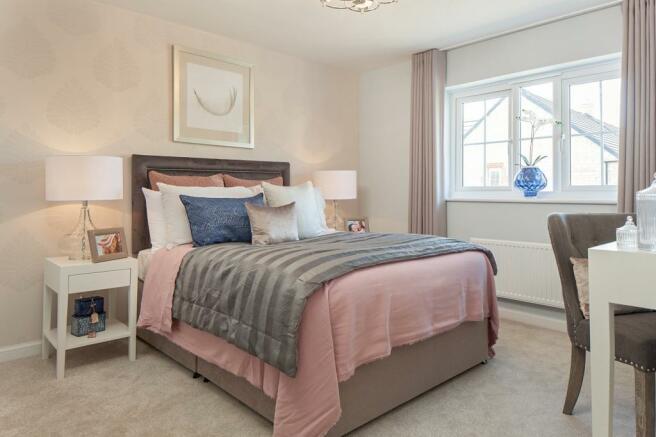 Chesham double bedroom
