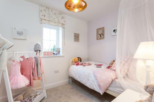 Chesham single bedroom