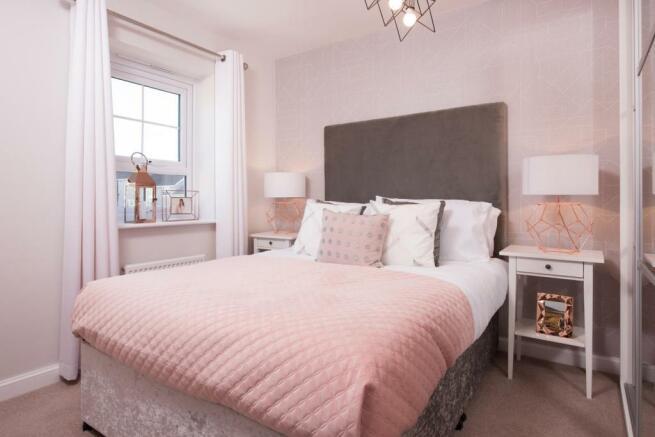 Barwick double bedroom
