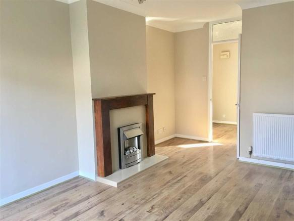 Spacious Living / Dining Room