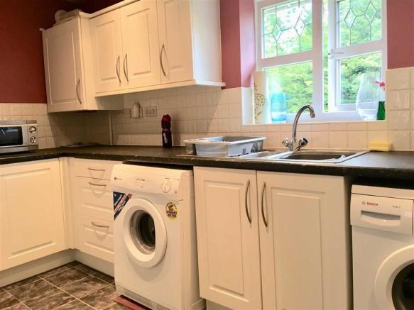 Smartly Appointed Kitchen
