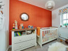 Perfect room for the little one in the family