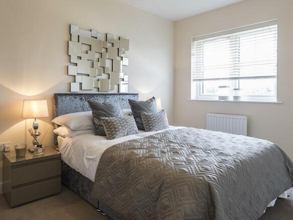 Additional double bedroom