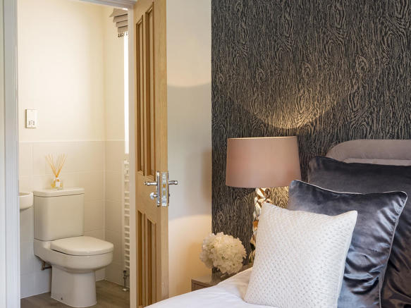 Convenient en suite to master bedroom