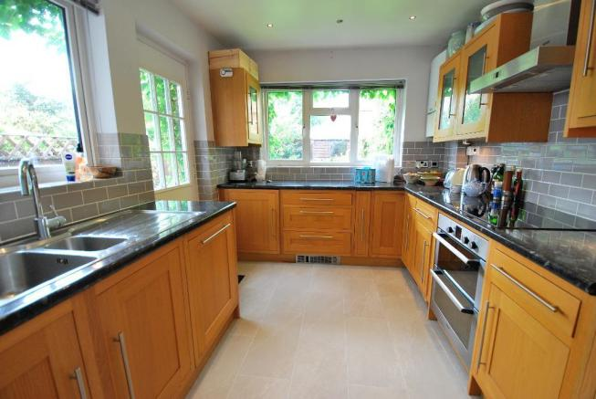 Stylish Kitchen - Alternative View